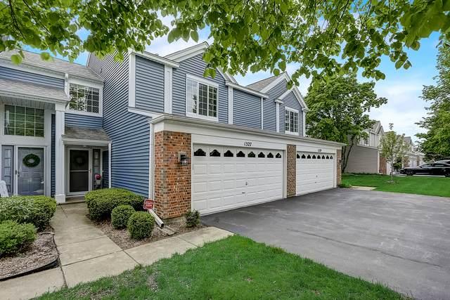 1327 Summersweet Lane, Bartlett, IL 60103 (MLS #10715883) :: Knott's Real Estate Team