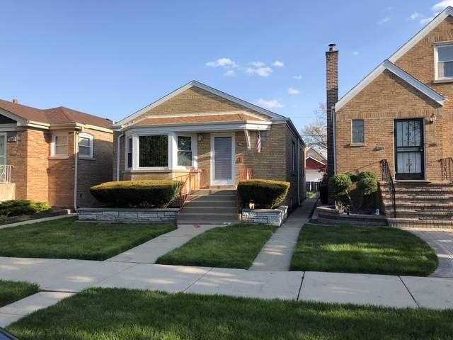 3813 W 69th Street, Chicago, IL 60629 (MLS #10716006) :: Littlefield Group