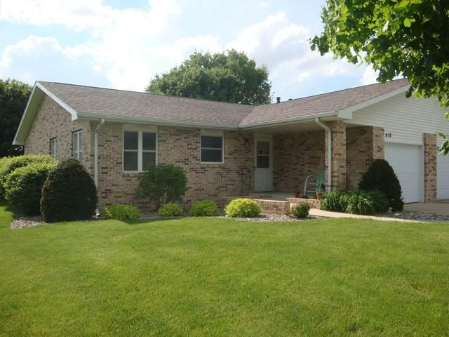 418 N Fourth Street, Cissna Park, IL 60924 (MLS #10716097) :: John Lyons Real Estate