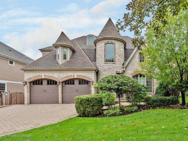 831 S Chatham Avenue, Elmhurst, IL 60126 (MLS #10716106) :: Property Consultants Realty