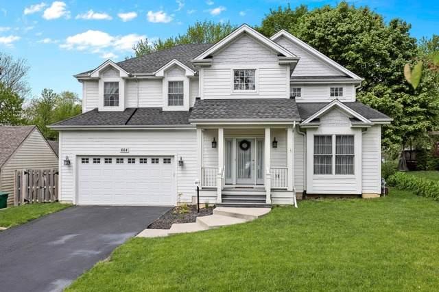 664 N Elizabeth Street, Lombard, IL 60148 (MLS #10716121) :: Littlefield Group