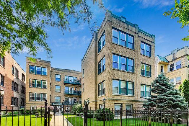 4943 N Saint Louis Avenue 2N, Chicago, IL 60625 (MLS #10716159) :: Property Consultants Realty