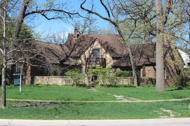 172 Maplewood Road, Riverside, IL 60546 (MLS #10716231) :: The Dena Furlow Team - Keller Williams Realty