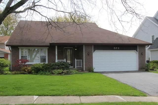 573 Kimer Court, Crystal Lake, IL 60012 (MLS #10716259) :: John Lyons Real Estate