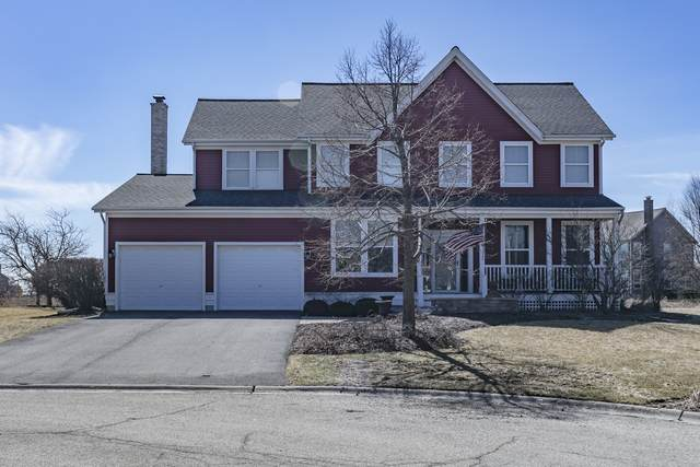 1449 Windflower Court, Grayslake, IL 60030 (MLS #10716317) :: Property Consultants Realty