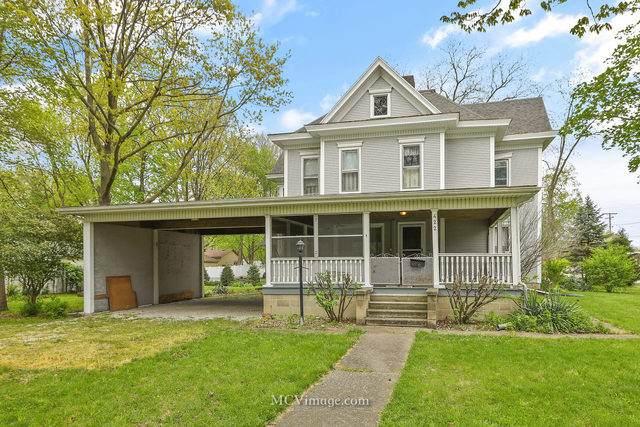 422 S Mill Street, Pontiac, IL 61764 (MLS #10716392) :: Century 21 Affiliated