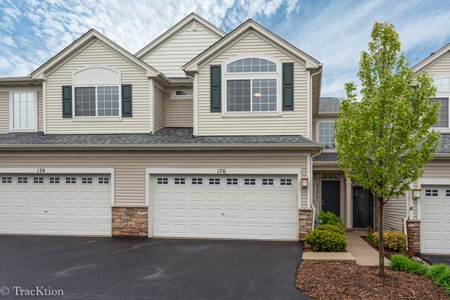 176 Timber Trails Boulevard, Gilberts, IL 60136 (MLS #10716537) :: Knott's Real Estate Team