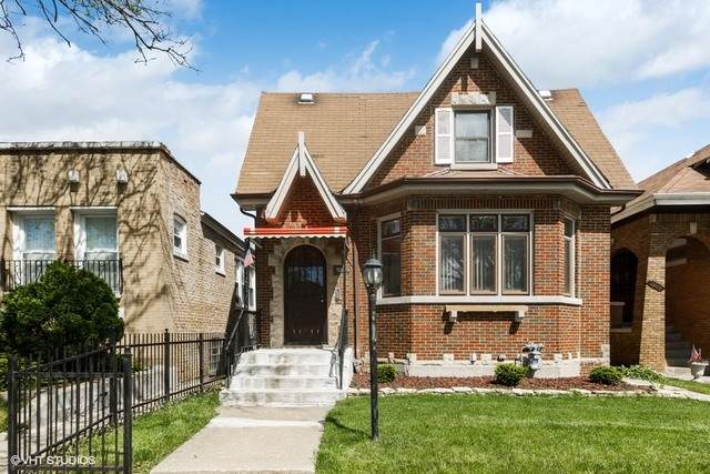 9249 S Elizabeth Street, Chicago, IL 60620 (MLS #10716599) :: Property Consultants Realty