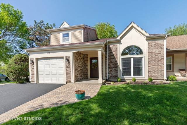 450 Cambridge Drive, Grayslake, IL 60030 (MLS #10716937) :: Ryan Dallas Real Estate