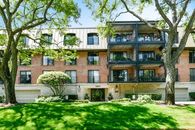 680 Green Bay Road #308, Winnetka, IL 60093 (MLS #10716991) :: Helen Oliveri Real Estate