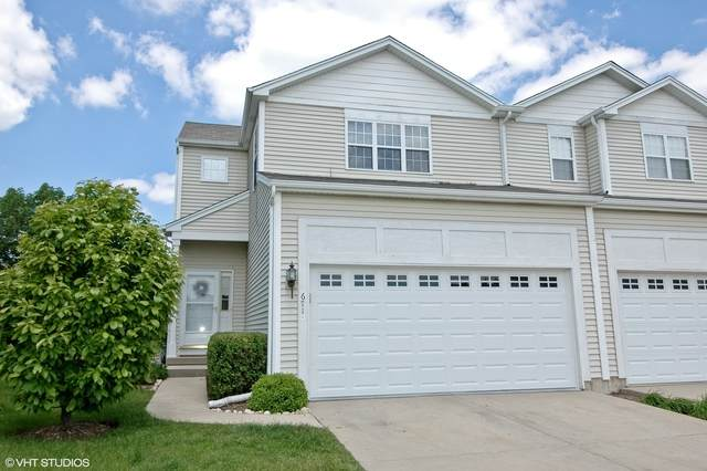 671 Fieldcrest Drive A, South Elgin, IL 60177 (MLS #10717021) :: Knott's Real Estate Team