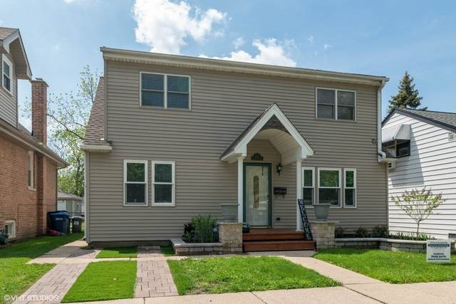 4616 Kenilworth Avenue, Forest View, IL 60402 (MLS #10717133) :: Property Consultants Realty