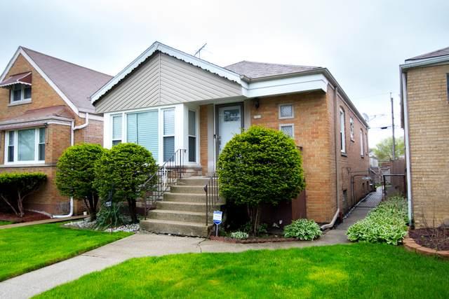 7211 S Sawyer Avenue, Chicago, IL 60629 (MLS #10717277) :: Littlefield Group
