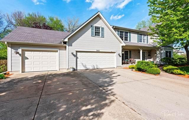 940 Barlina Road, Crystal Lake, IL 60014 (MLS #10717320) :: John Lyons Real Estate
