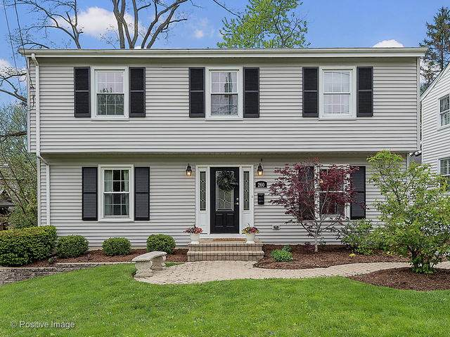 260 Grandview Avenue, Glen Ellyn, IL 60137 (MLS #10717327) :: Littlefield Group