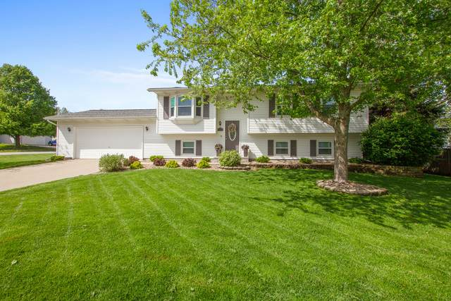 2203 Timber View Drive, Bloomington, IL 61701 (MLS #10717388) :: Ryan Dallas Real Estate