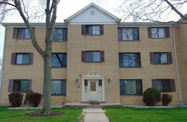 9305 Hamilton Court F, Des Plaines, IL 60016 (MLS #10717392) :: The Spaniak Team