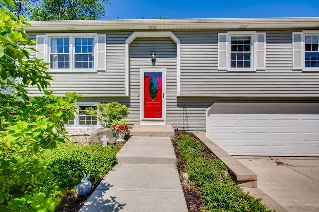 1621 Warbler Drive, Naperville, IL 60565 (MLS #10717414) :: The Wexler Group at Keller Williams Preferred Realty