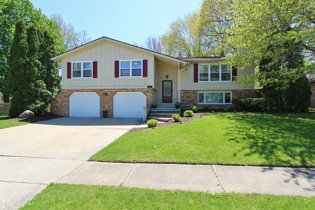 805 Lakeshore Drive, Morris, IL 60450 (MLS #10717441) :: Littlefield Group