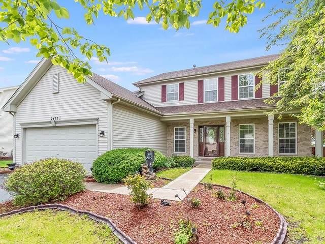 2475 Sagamore Court, Aurora, IL 60503 (MLS #10717465) :: John Lyons Real Estate