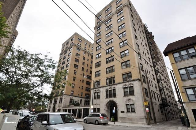 1755 E 55th Street #1004, Chicago, IL 60615 (MLS #10717470) :: Property Consultants Realty