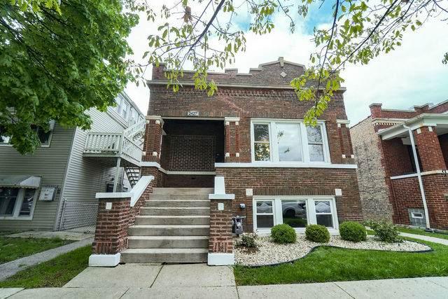 2427 Cuyler Avenue, Berwyn, IL 60402 (MLS #10717509) :: The Mattz Mega Group