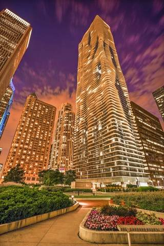 225 N Columbus Drive #6204, Chicago, IL 60601 (MLS #10717606) :: Ryan Dallas Real Estate