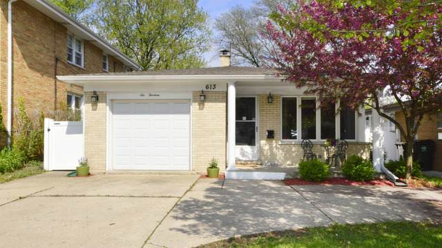 613 N Dee Road, Park Ridge, IL 60068 (MLS #10717708) :: Littlefield Group