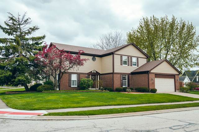334 Kensington Court, Bloomingdale, IL 60108 (MLS #10717787) :: Littlefield Group