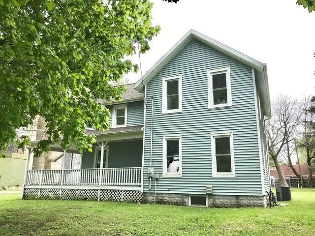 32 Plum Street, Saunemin, IL 61769 (MLS #10717857) :: John Lyons Real Estate