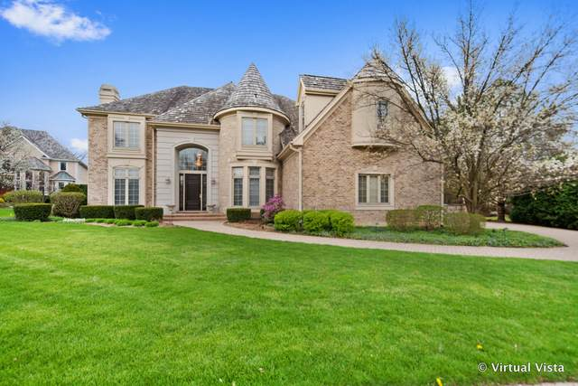 102 Ambriance Drive, Burr Ridge, IL 60527 (MLS #10717972) :: Property Consultants Realty