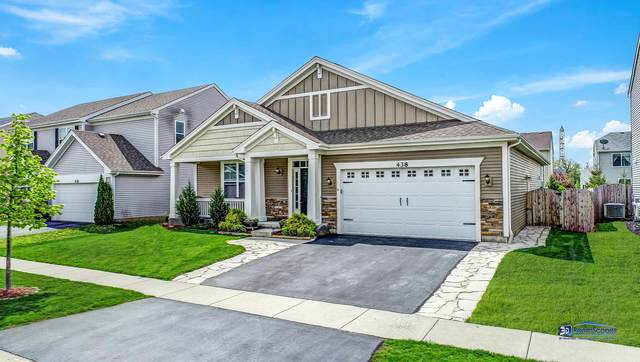 438 Minuet Circle, Volo, IL 60073 (MLS #10717979) :: Angela Walker Homes Real Estate Group