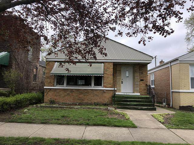7928 S Kimbark Avenue, Chicago, IL 60619 (MLS #10717993) :: Littlefield Group