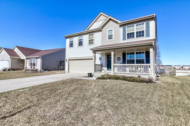 972 Richard Brown Boulevard, Volo, IL 60073 (MLS #10718175) :: Angela Walker Homes Real Estate Group