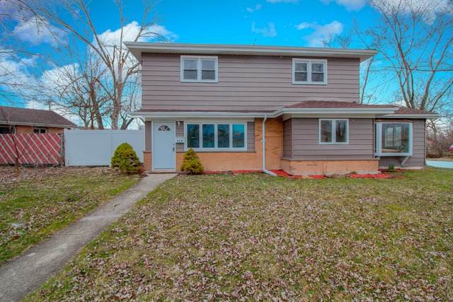 916 Williams Street, Calumet City, IL 60409 (MLS #10718266) :: Property Consultants Realty