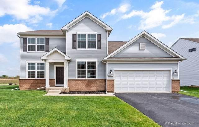 3542 Crestwood Lane, Carpentersville, IL 60110 (MLS #10718373) :: Knott's Real Estate Team