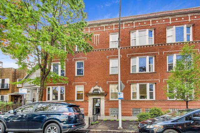 2644 N Washtenaw Avenue 1D, Chicago, IL 60647 (MLS #10718474) :: Touchstone Group