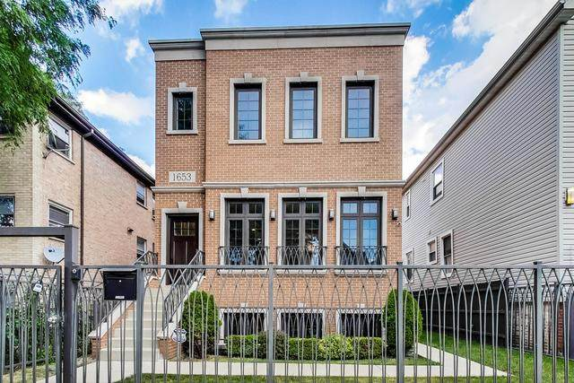 1653 N Troy Street, Chicago, IL 60647 (MLS #10718485) :: Touchstone Group