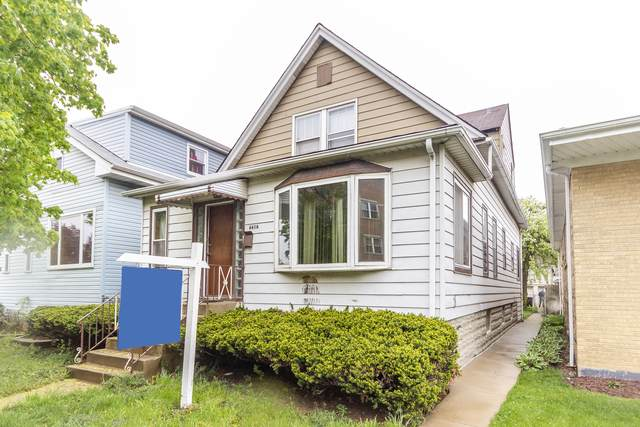 6616 W George Street, Chicago, IL 60634 (MLS #10718502) :: Littlefield Group