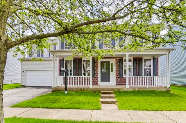 169 Eisenhower Drive, Oswego, IL 60543 (MLS #10718570) :: O'Neil Property Group