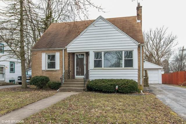 21116 Maple Street, Matteson, IL 60443 (MLS #10718616) :: Helen Oliveri Real Estate