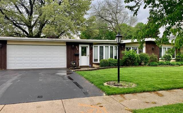 7913 W 97th Place, Hickory Hills, IL 60457 (MLS #10718636) :: The Wexler Group at Keller Williams Preferred Realty