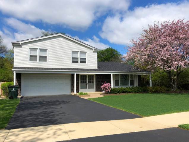 2336 Greenwood Road, Glenview, IL 60026 (MLS #10718671) :: Helen Oliveri Real Estate