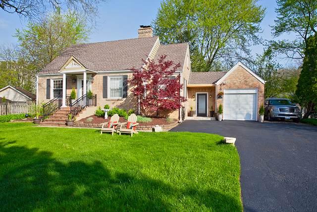9522 Greenwood Drive, Des Plaines, IL 60016 (MLS #10718678) :: Helen Oliveri Real Estate