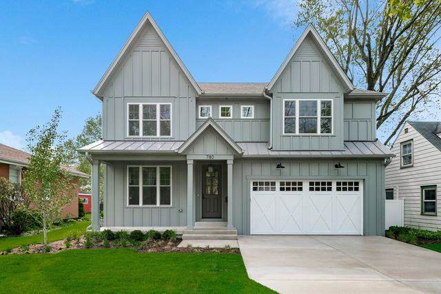 780 S Colfax Avenue, Elmhurst, IL 60126 (MLS #10718760) :: Property Consultants Realty