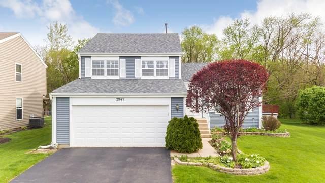2849 Forestview Drive, Carpentersville, IL 60110 (MLS #10718836) :: Knott's Real Estate Team
