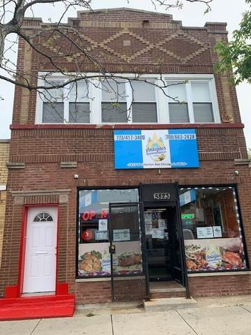 5823 W Fullerton Avenue, Chicago, IL 60639 (MLS #10718889) :: Littlefield Group