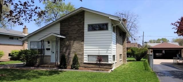 707 N Elmhurst Avenue, Mount Prospect, IL 60056 (MLS #10719084) :: Janet Jurich