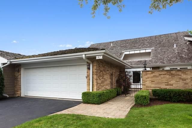 47 Briarwood Drive, Oak Brook, IL 60523 (MLS #10719180) :: Littlefield Group