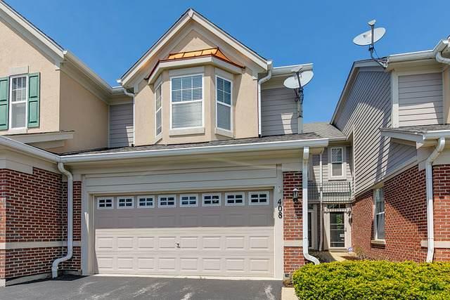 408 Pine Lake Circle, Vernon Hills, IL 60061 (MLS #10719303) :: Helen Oliveri Real Estate